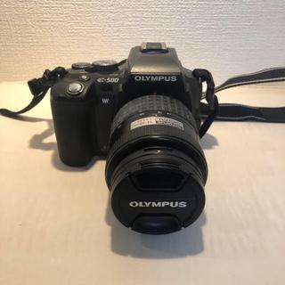 オリンパス(OLYMPUS)のOLYMPUS E-500(デジタル一眼)