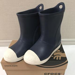 crocs - クロックス CROCS バンプ イット ブーツ 長靴18㎝ レインシューズ