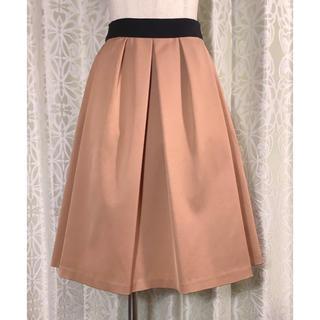 ANAYI - アナイ(ANAYI) オレンジスカート