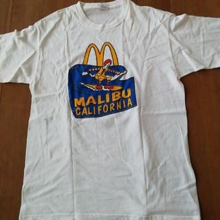 マクドナルド(マクドナルド)のマクドナルドTシャツ(Tシャツ/カットソー(半袖/袖なし))