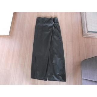 ENFOLD - 未使用・ナゴンスタンスのスリットロングスカート