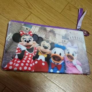 Disney - ディズニー 実写 ペンケース