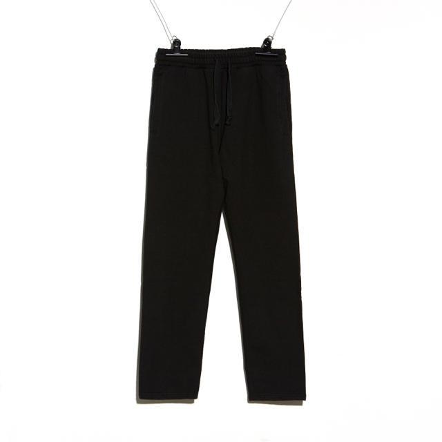 PEACEMINUSONE(ピースマイナスワン)のPMO SWEAT PANTS #1 BLACK  メンズのパンツ(ワークパンツ/カーゴパンツ)の商品写真