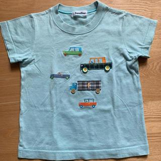 familiar - familiar ファミリア  半袖Tシャツ 110サイズ