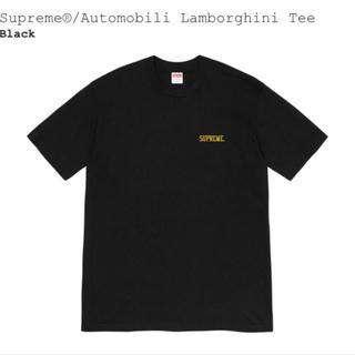 Supreme - 新品 Supreme Automobili Lamborghini Tee L