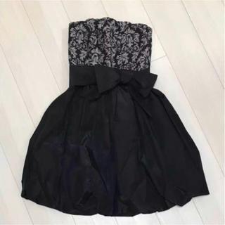 UNITED ARROWS - 【allureville アルアバイル】ベアトップワンピース(ドレス)