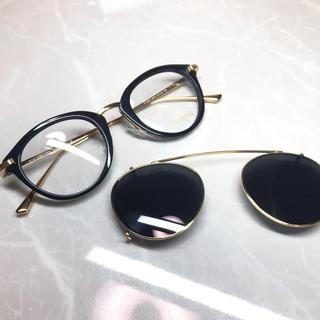 TOM FORD - 5497トムフォード メガネ フレーム はめ込み式 サングラス付き