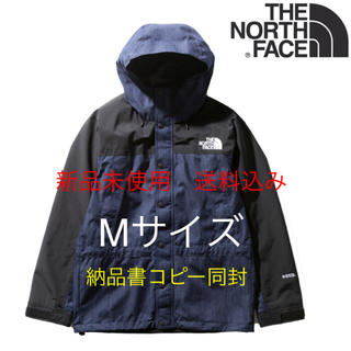 THE NORTH FACE - 【新品未使用 送料込み】ノースフェイス マウンテンライトデニム ジャケット M