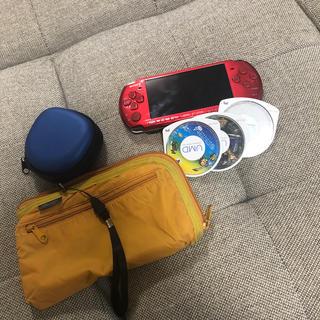 プレイステーション(PlayStation)のpsp3000(家庭用ゲーム機本体)