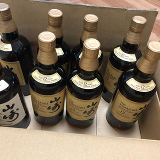 サントリー - 山崎12年7本と山崎NV1本 セット