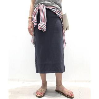L'Appartement DEUXIEME CLASSE - 未使用・アパルトモン別注AMERICANAのスウェットスカート