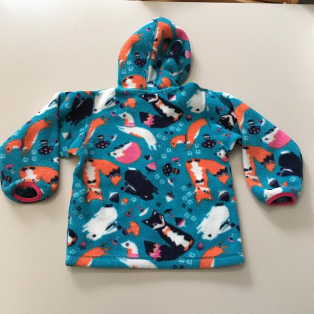 patagonia(パタゴニア)のパタゴニア シンチラ キッズ キッズ/ベビー/マタニティのキッズ服男の子用(90cm~)(ジャケット/上着)の商品写真