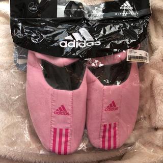 アディダス(adidas)のadidas ルームシューズ(スリッパ/ルームシューズ)