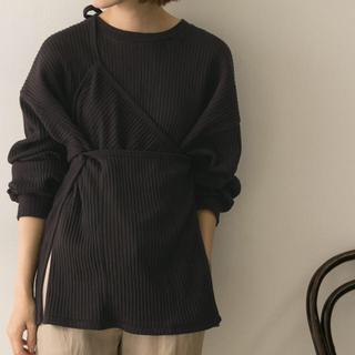 エディットフォールル(EDIT.FOR LULU)のBASERANGE  Shaw Long Sleeve-Fleece(Tシャツ/カットソー(七分/長袖))