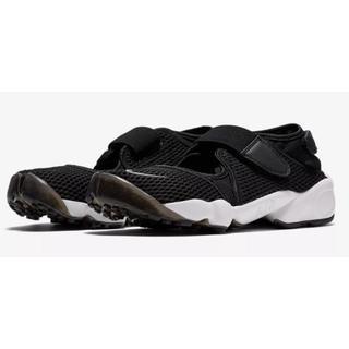 NIKE - Nike AIR RIFT BR ナイキ エア リフト ブラック 25cm 新品
