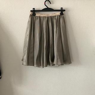 SCOT CLUB - チュール スカート