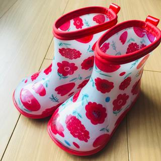ムージョンジョン(mou jon jon)の【15㌢】長靴(長靴/レインシューズ)