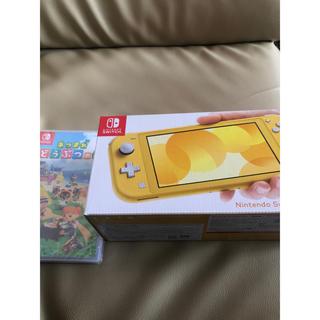 任天堂 - Nintendo Switch Lite イエロー どうぶつの森