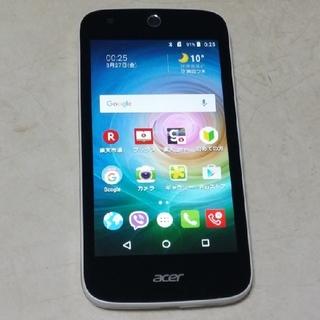 Acer - SIMフリー☆Acer Liquid Z530(T01)
