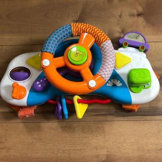 トイザラス(トイザらス)のベビーカー おもちゃハンドル(ベビーカー用アクセサリー)