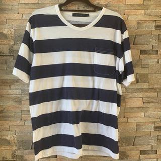 RAGEBLUE - ボーダーTシャツ