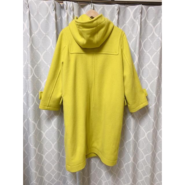 Mila Owen(ミラオーウェン)のミラオーウェン ビックシルエットダッフルコート レディースのジャケット/アウター(ダッフルコート)の商品写真