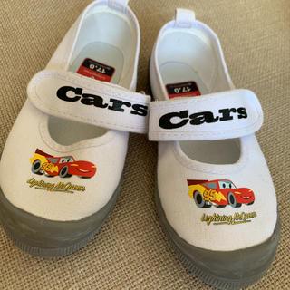 ディズニー(Disney)のカーズ上靴 17cm(スクールシューズ/上履き)
