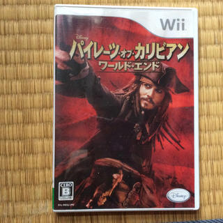 ディズニー(Disney)のパイレーツ・オブ・カリビアン/ワールド・エンド Wii(家庭用ゲームソフト)