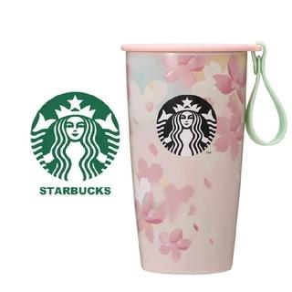 スターバックスコーヒー(Starbucks Coffee)の専用!サクラ2020スタバ チケットつき(タンブラー)