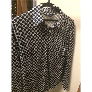 BURBERRY - Burberry シルク100%シャツ