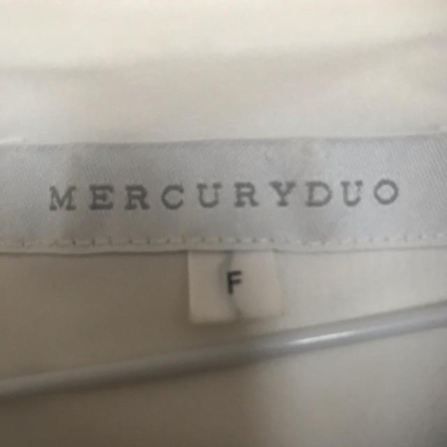 MERCURYDUO(マーキュリーデュオ)のマーキュリーデュオ MARCURYDUO ワンピース レディースのワンピース(ひざ丈ワンピース)の商品写真