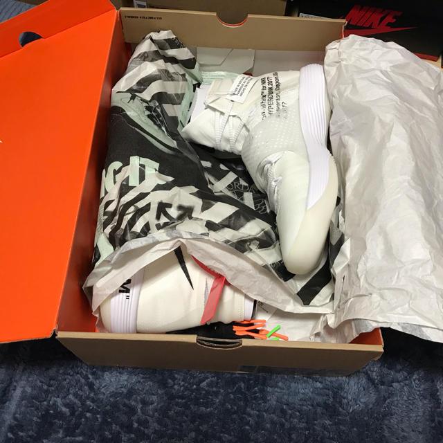 NIKE(ナイキ)の29cm 国内正規品 Nike off white hyperdunk   メンズの靴/シューズ(スニーカー)の商品写真