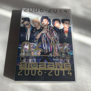 THE BEST OF BIGBANG 2006-2014(DVD付)