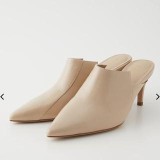 rienda - 最新リエンダ Gloss Loafers Mule  Sサイズ