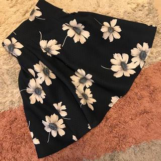 MIIA - フレアミニスカート