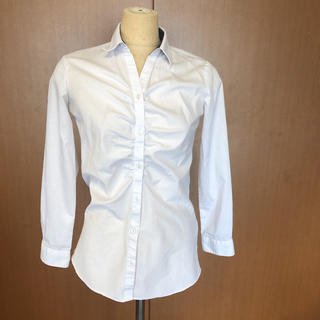 ORIHICA - オリヒカ シャーリングホワイトシャツ