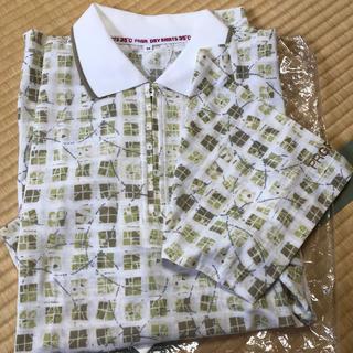 プロギアのポロシャツ