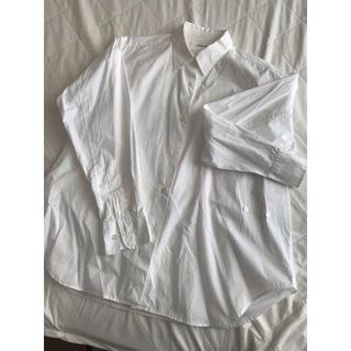 DEUXIEME CLASSE - ドゥーズィーエムクラス 白シャツ