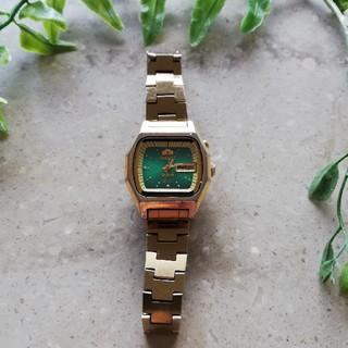 オリエント(ORIENT)のORIENT スリースター 腕時計レディース(腕時計)