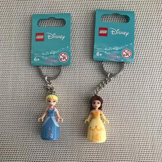 レゴ(Lego)のLEGO Disneyプリンセス レゴ  ディズニープリンセス キーホルダー(キャラクターグッズ)