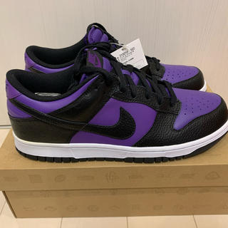 NIKE - DUNK LOW '08 / BLACK PURPLE