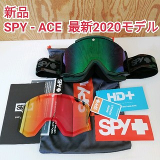 SPY - 【新品・お得】SPY - ACE 2020モデル スノーゴーグル✨