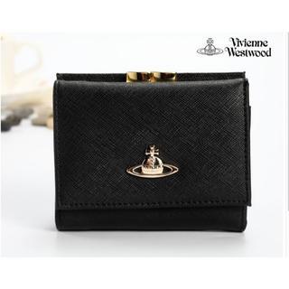 Vivienne Westwood - 新品ヴィヴィアンウエストウッド短財布/ヴィヴィアンウエストウッドガマ口短財布