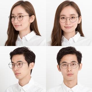 ゾフ(Zoff)の度入り めがね メガネ 眼鏡 UVカット(サングラス/メガネ)