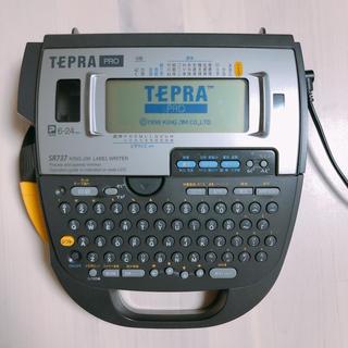 キングジム(キングジム)のテプラ SR737  キングジム TEPRA(OA機器)