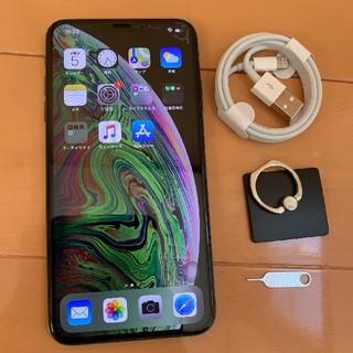 Apple - iphoneXS MAX 黒 64gb sim free