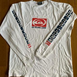 クイックシルバー(QUIKSILVER)のQUIKSILVER ロングティシャツ (Tシャツ/カットソー(七分/長袖))