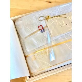 イマバリタオル(今治タオル)の【未使用・未開封】バスタオル 今治謹製 Shifuku Towel (タオル/バス用品)