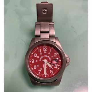 スイスミリタリー(SWISS MILITARY)のSWISS MILITARY腕時計(腕時計)