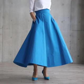 DEUXIEME CLASSE - 【本日限定】定価4.5万/リッチブラウン♡ボリューミーフレアスカート